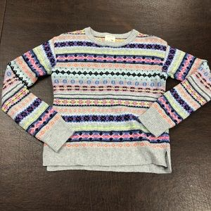 J Crew Crewcuts Sweater